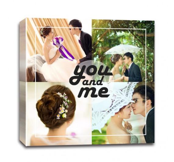 照片画布 - You and Me